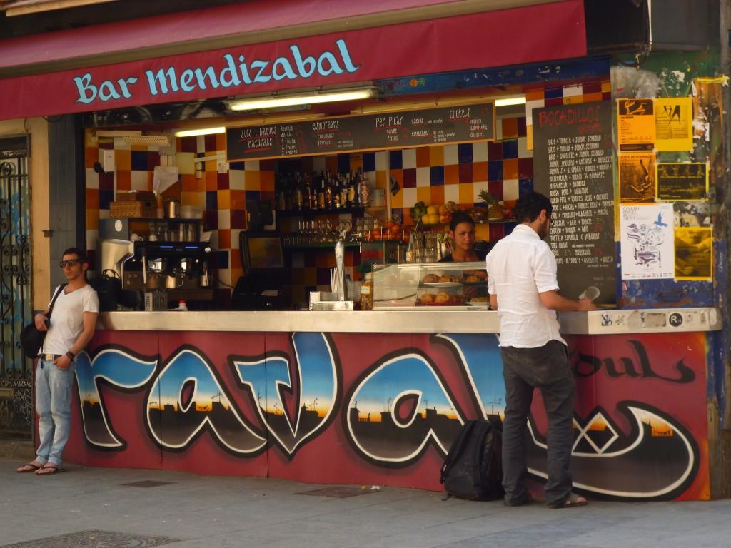 Raval, Barcelona. Photo Credit: Oh Barcelona