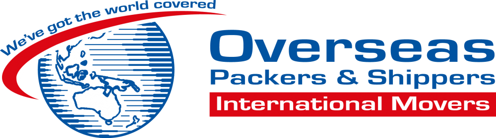 Overseas Packers & Shippers Logo