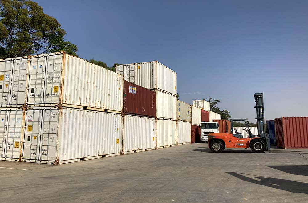 Moving Overseas – All About Shipping Containers